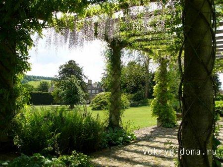 Садовые аллеи. Неувядающая красота стиля